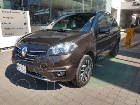 Renault Koleos Privilege Aut usado (2015) color Cafe precio $199,000