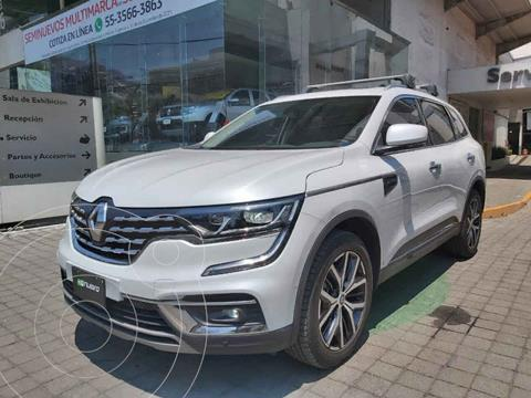 Renault Koleos Iconic usado (2020) color Blanco precio $480,000