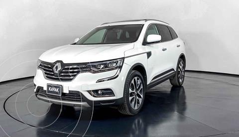 Renault Koleos Iconic usado (2017) color Blanco precio $362,999
