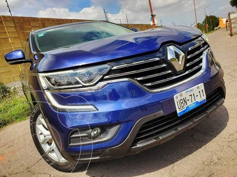 Renault Koleos Bose usado (2018) color Azul Zafiro precio $245,000