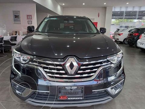 Renault Koleos Iconic usado (2020) color Negro precio $525,000