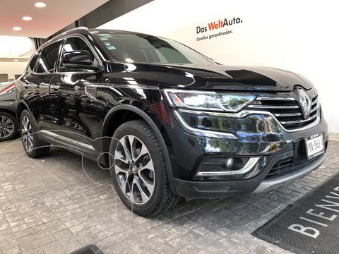 Renault Koleos Iconic usado (2019) color Negro financiado en mensualidades(enganche $88,000 mensualidades desde $10,391)