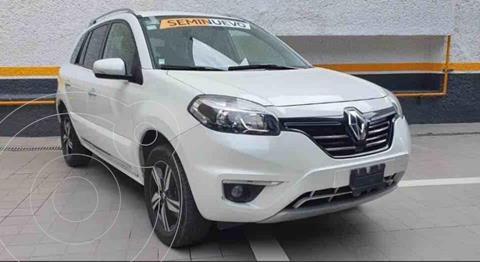 Renault Koleos Bose usado (2016) color Blanco Perla precio $220,000