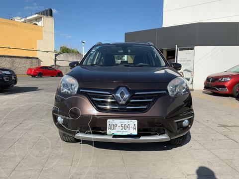 Renault Koleos 5 pts. Privilege, CVT, climatronic, piel, GPS, c usado (2014) precio $210,000