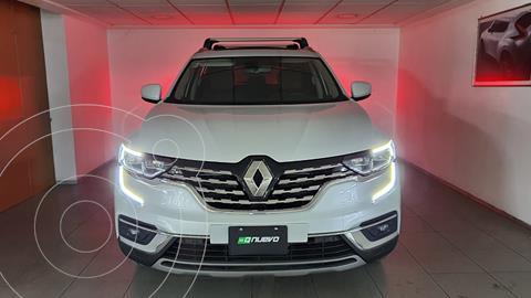 Renault Koleos Iconic usado (2020) color Blanco Perla precio $499,000