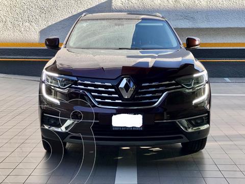 Renault Koleos Iconic usado (2020) color Marron precio $495,000