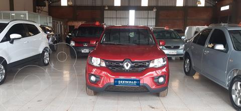 Renault Kwid 1.0 Intens usado (2018) color Bordo precio u$s1.650.000