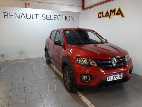 Renault Kwid Iconic usado (2020) color Rojo Fuego precio $1.150.000