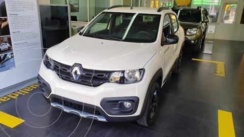 Renault Kwid Outsider nuevo color Blanco financiado en cuotas(anticipo $350.000 cuotas desde $12.500)
