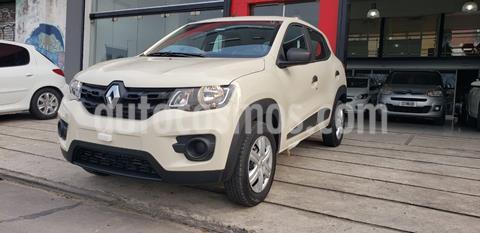 Renault Kwid Iconic usado (2020) color Blanco precio $1.000.000