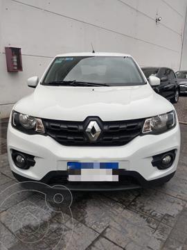 Renault Kwid Intens usado (2018) color Blanco Glaciar precio $969.900
