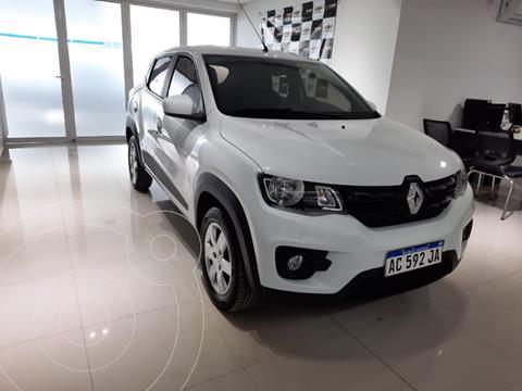 Renault Kwid Intens usado (2018) color Blanco precio $1.210.000