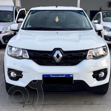 Renault Kwid Intens usado (2018) color Blanco Glaciar precio $1.360.000