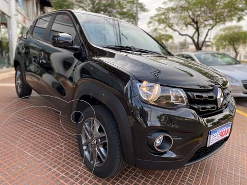Renault Kwid Iconic usado (2019) color Negro precio $1.639.990