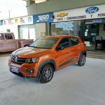 Renault Kwid Iconic usado (2018) color Naranja precio $1.305.000