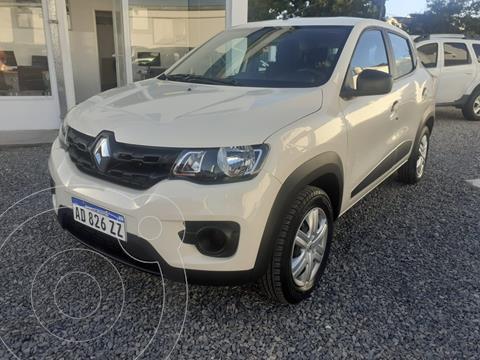 Renault Kwid Zen usado (2019) color Blanco Marfil precio $1.250.000