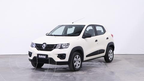 Renault Kwid Zen usado (2019) color Blanco Glaciar precio $1.240.000