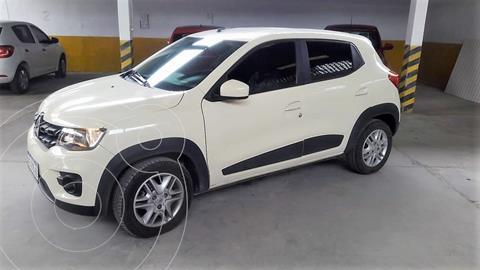 Renault Kwid Intens usado (2018) color Blanco Marfil precio $1.120.000