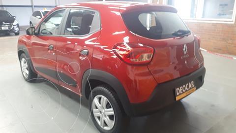 Renault Kwid Zen usado (2020) color Bordo precio $1.550.000