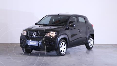 foto Renault Kwid Zen usado (2019) color Negro Nacré precio $1.240.000