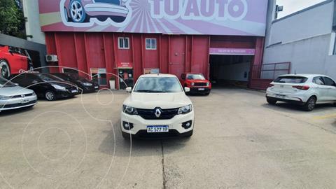 Renault Kwid Intens usado (2018) color Beige precio $985.000