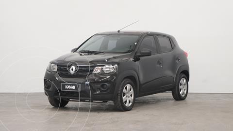 Renault Kwid Zen usado (2019) color Negro precio $1.400.000