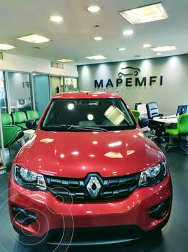Renault Kwid Zen nuevo color Rojo Fuego financiado en cuotas(anticipo $385.000 cuotas desde $17.100)