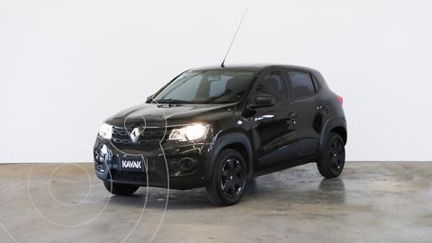 foto Renault Kwid Zen usado (2018) color Negro Nacré precio $1.210.000