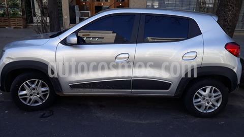 Renault Kwid Intens usado (2019) color Gris precio $750.000