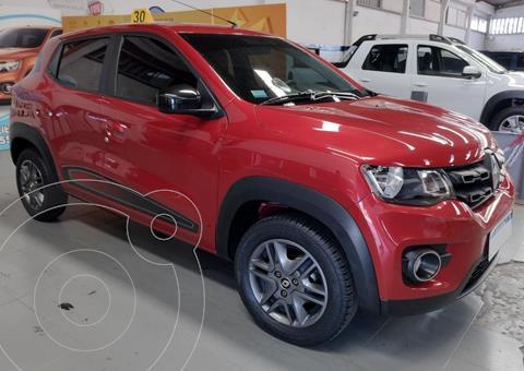 Renault Kwid 1.0 Iconic usado (2018) color Bordo precio $1.550.000