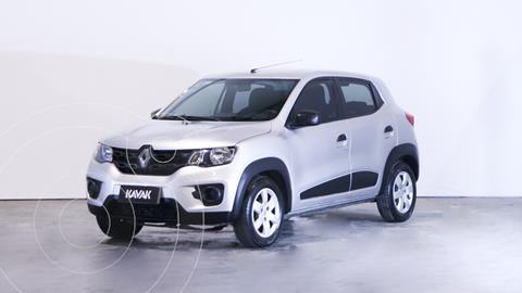Renault Kwid Zen usado (2019) color Gris Estrella precio $1.220.000