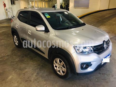Renault Kwid Intens usado (2018) color Gris Estrella precio $949.000