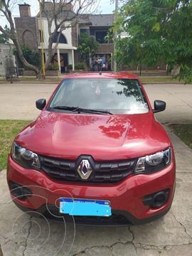 Renault Kwid Zen usado (2018) color Rojo precio $1.350.000