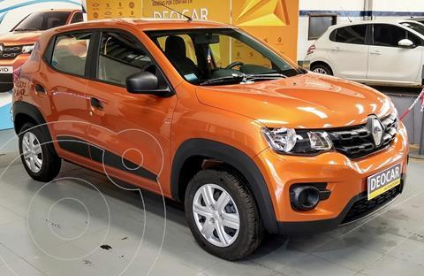 Renault Kwid Zen usado (2019) color Bronce precio $1.470.000