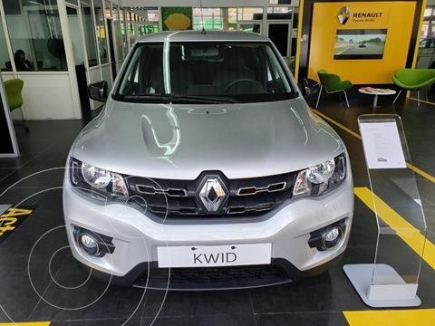 Renault Kwid Iconic nuevo color Gris financiado en cuotas(anticipo $475.000 cuotas desde $18.838)