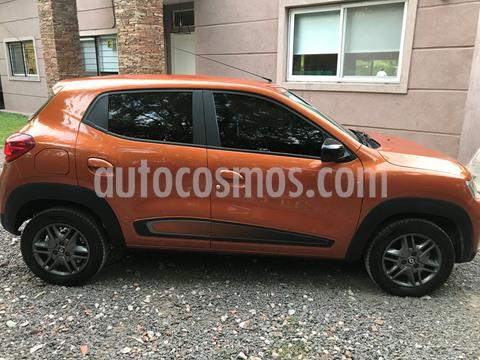 Renault Kwid Iconic usado (2018) color Naranja precio $850.000