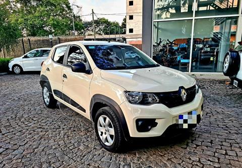Renault Kwid Zen usado (2018) color Blanco precio $1.300.000