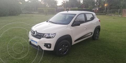 Renault Kwid Iconic usado (2019) color Blanco Marfil precio $1.649.000