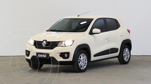 foto Renault Kwid Intens usado (2018) color Blanco Glaciar precio $1.240.000