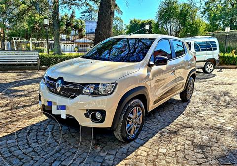 Renault Kwid Iconic usado (2020) color Blanco precio $1.490.000