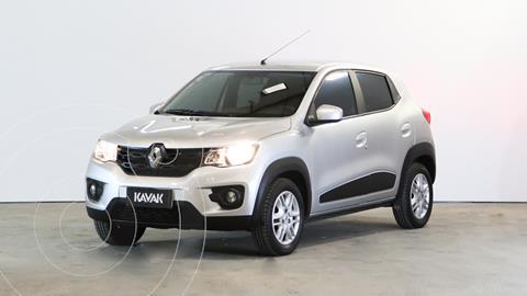 Renault Kwid Intens usado (2018) color Gris Estrella precio $1.250.000