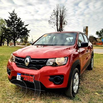 Renault Kwid Zen usado (2019) color Rojo precio $1.500.000