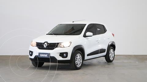 Renault Kwid Intens usado (2018) color Blanco Glaciar precio $1.150.000