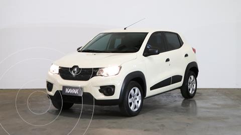 Renault Kwid Zen usado (2019) color Blanco Marfil precio $1.240.000