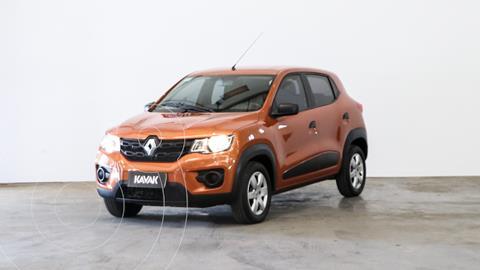 Renault Kwid Zen usado (2018) color Naranja precio $1.210.000