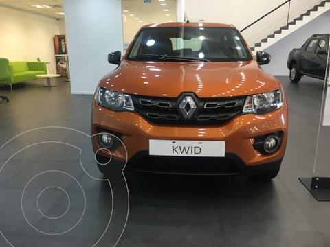 Renault Kwid Zen nuevo color Naranja financiado en cuotas(anticipo $300.000 cuotas desde $12.500)
