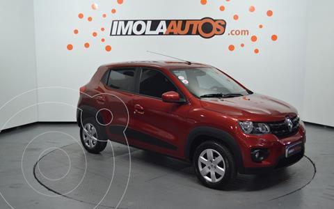 Renault Kwid Intens usado (2018) color Rojo precio $1.150.000