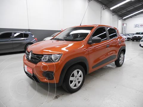 Renault Kwid Zen usado (2018) color Naranja precio $1.400.400