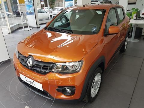Renault Kwid Intens nuevo color Naranja precio $1.554.000