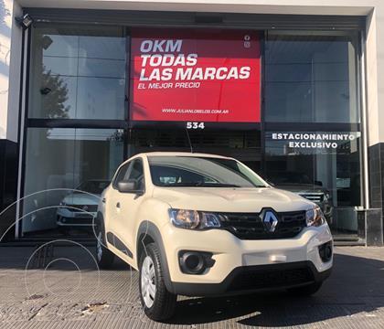 OfertaRenault Kwid Zen nuevo color Blanco Marfil precio $1.500.000